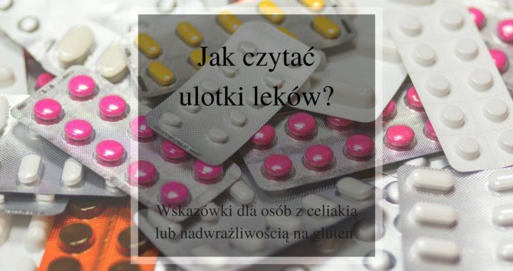 leki bezglutenowe